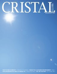 THE FUTURE IS BRIGHT / STRATEGY PLANNING ... - Cristal Global