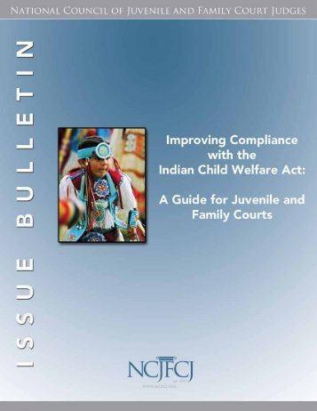 A Guide for Juvenile and Family Courts - National Child Welfare ...
