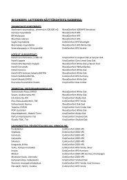 Lataa PDF - Korkkitrio Oy