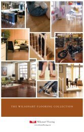 THE WILSONART FLOORING COLLECTION - FloorOne.com