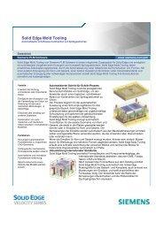 Solid Edge Mold Tooling - All4edge.de