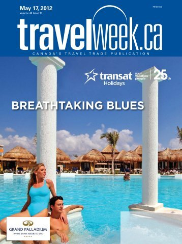 BREATHTAKING BLUES - Travelweek
