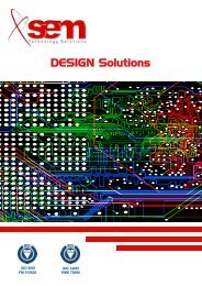 DESIGN Solutions - Sem Technologies