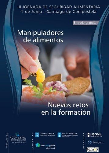 Programa III Jornada Seguridad Alimentaria ACOFESAL - Congreso ...