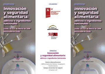 Información - Congreso Internacional Seguridad Alimentaria ...