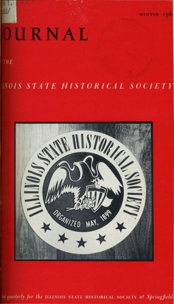 The Illinois State Historical Society