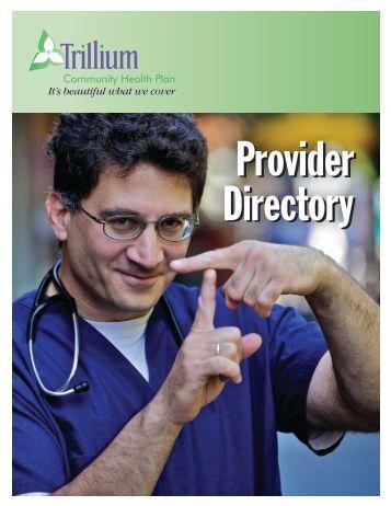 Provider Directory - Medicare Supplement Plans    Advantage Plan