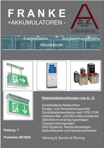 Preisliste Brutto - DFA GmbH