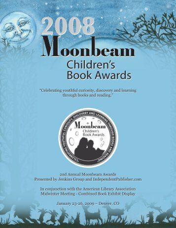 4. Activity Book 1 - Moonbeam Children's Book Awards