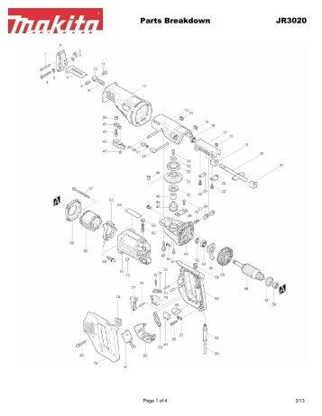 Makita 4114 Wiring Diagram. . Wiring Diagram on makita hammer grease, makita hm1500b, makita jack hammer, makita demo hammer parts,