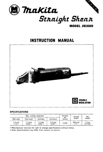 Supplement to SIEG SC4 Instruction Manual (Revised)