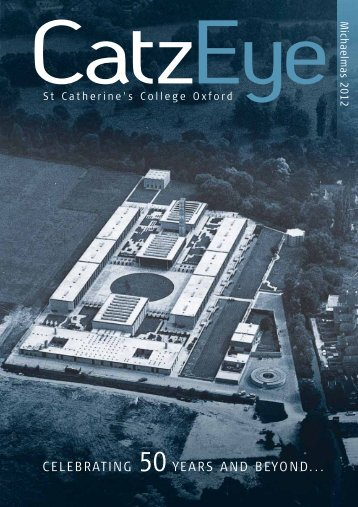 Download PDF - St. Catherine's College - University of Oxford
