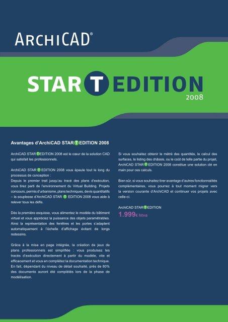 Star T Edition Consulting Informatique Architecture