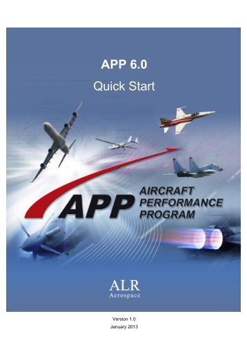APP 6.0 Quick Start