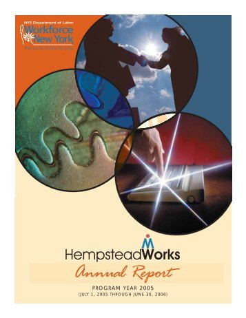 Annual Report - HempsteadWorks