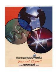 stratigic planning and services - HempsteadWorks