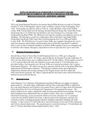 town of hempstead workforce investment board ... - HempsteadWorks