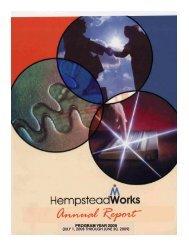 program year 2009 (july 1, 2008 through june 30 ... - HempsteadWorks