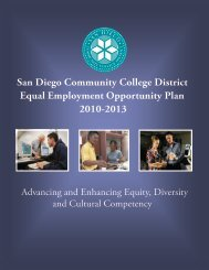 Equal Employment Opportunity plan - Instructional Services and ...