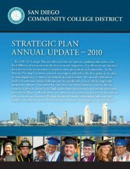 2010-2011 Strategic Plan Update - Instructional Services and ...