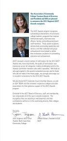 2013 ACCT Awards program - Page 7
