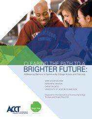BRIGHTER FUTURE: - The Kresge Foundation