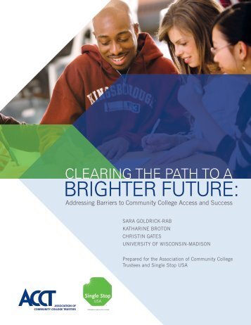 BRIGHTER FUTURE: - The Kresge Foundation