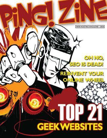 bits & bytes - Ping! Zine Web Tech Magazine