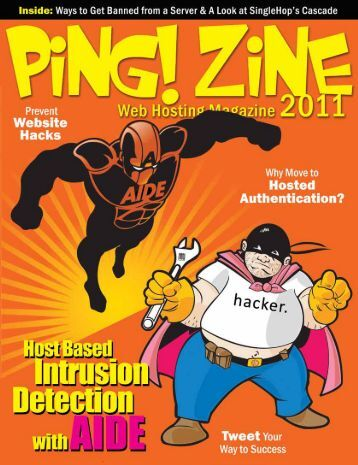 Read More in the Latest Issue - Ping! Zine Web Tech Magazine