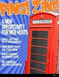 2 Ping! - Ping! Zine Web Tech Magazine