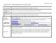 Gr6_LP_and_Act_Communicate_with_a_Truck_Driver - Workforce ...