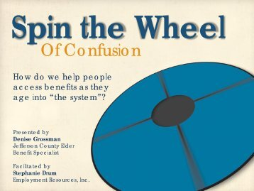 Of Confusion - Employment Resources, Inc.