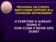 If Everyone is Already Doing It (pdf) - Employment Resources, Inc.