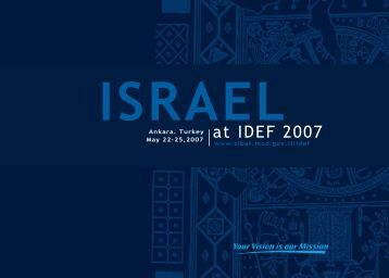 at IDEF 2007 - Sibat