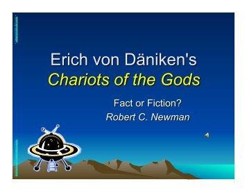 Chariots of the Gods - Newmanlib.ibri.org
