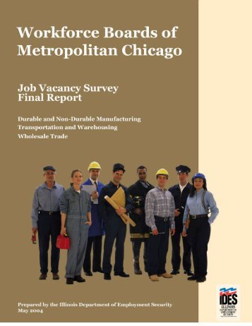 CSSI Job Vacancy Survey Report - Workforce Boards of ...