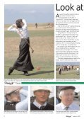 The Hickory Grail # The Swedish Hickory Championship ... - Golf.se - Page 6