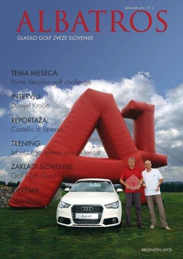 Albatros Å¡t.3 verzija PDF - Golfportal.info