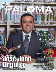Paloma Magazine Volume 45
