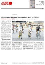 2013 08 26 OUEST_FRANCE.pdf - 24 Heures Vélo
