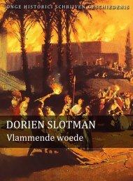 Dorien Slotman (pdf) - Jonge Historici Schrijven Geschiedenis