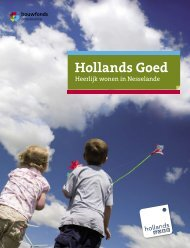 type A - Hollands Goed