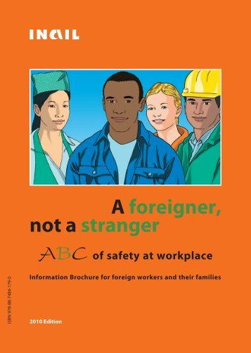 A foreigner, not a stranger - Inail
