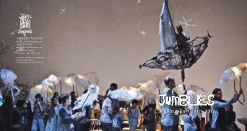 annual report 2011 - 2012 - Jumblies Theatre