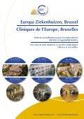 chirurgie - Europa Ziekenhuizen - Page 2