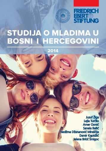 Studija o mladima u BiH