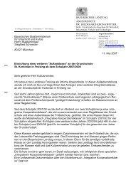 BAYERISCHER LANDTAG ABGEORDNETE DR. HILDEGARD ...