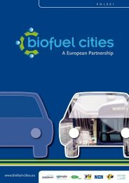 Projekt Biofuel Cities