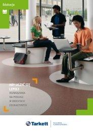 Tarkett Education 2011 - Budmarkus