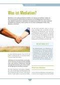 Mediation: Es muss nicht vor Gericht enden - Seite 5